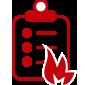 Разработка деклараций по пожарной безопасности